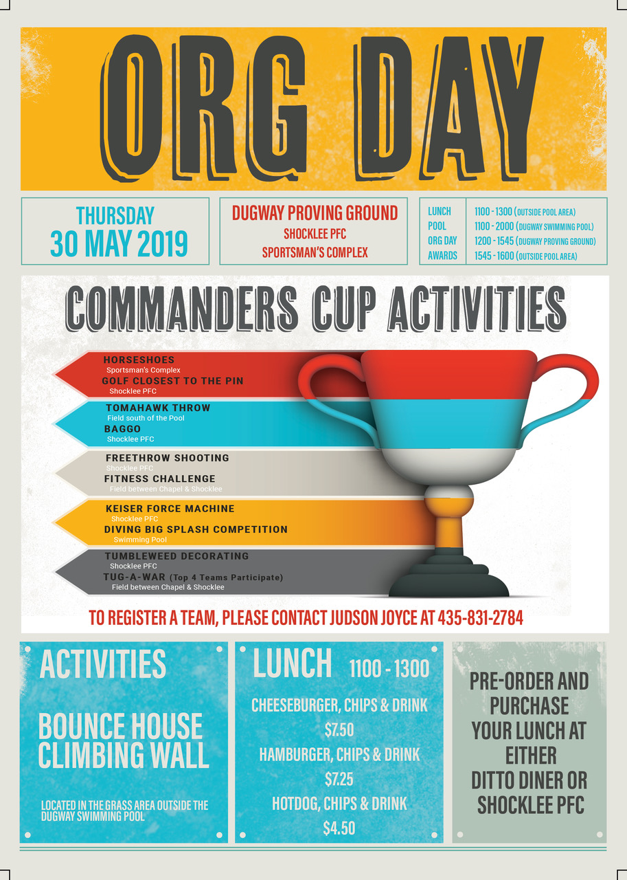Org Day
